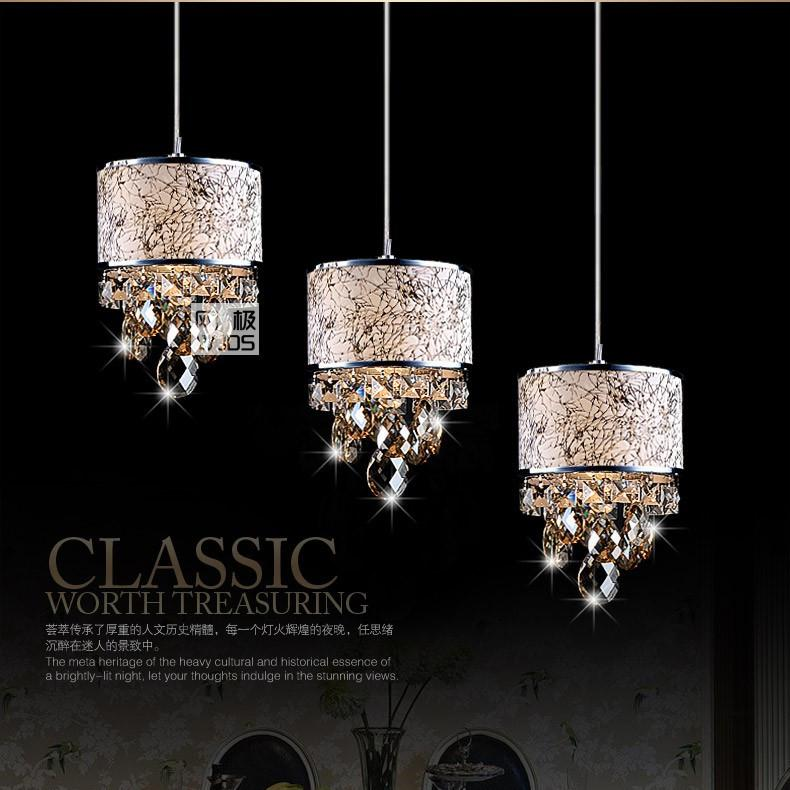 Discount Modern Crystal Chandelier Pendant Light Stair Hanging Light Luxury Crystal Fashion ...
