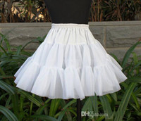 Wholesale 2015 Wedding Dresses New Styles White Bridal Crinoline Wedding Petticoat Slip Underskirt Optional wedding gowns Bridal Accessories Petticoat