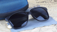Wholesale New Arrival Fashion Wood Sunglasses Cool Black Lenses Bamboo Sun Glasses Women Designer Eyewear Colors