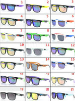 Wholesale Hot Sales AAA Quality Outdoor Sport SPY Glasses Cycling Driving Retro Sunglasses Fashion Sunglasses