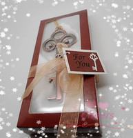 antique brass heart bottle opener - Factory directly sale wedding favor Vintage Key to my heart Bottle Opener