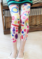 2014 Girls Legging 12 Colors New Baby Kids Girls Leggings Tr...