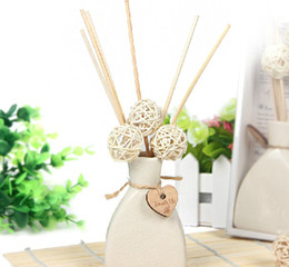 Wholesale Sales Promotion Dia3mm cm Nature Reed Stickers Rattan Diffuser Incense Suppliers ZH0420