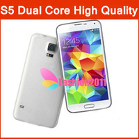 High Quality Dual Core 5. 1'' 1: 1 S5 I9600 Android 4. 2 3G Pho...