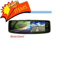 0 car rearview camera - 4 quot LCD RearView Mirror Car Reverse Color Monitor Touch Screen Buttons for Reversing Parking Camera