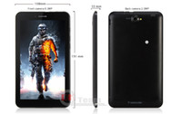 Wholesale Freelander PD10C G GSM Phone Call Tablet PC HD inch MTK8312 Dual Core dual sim Android GPS Bluetooth OTG Dual Sim phablet