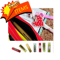 Wholesale Fashion Canvas Packed Gum Pencil Case amp Bag Cosmetic amp coin bag Korean Style creat
