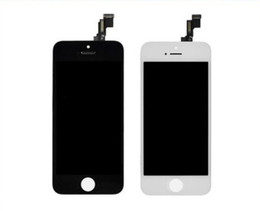 Full LCD Display+Touch Screen Digitizer Assembly For iPhone 5C 5S with frame