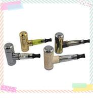 Cheap Golden high quality e pipe hamme Best Camo Chrome e cig mod e pipe