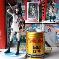 Wholesale New hot toys Japanese anime sex dolls Infinite Stratos IS pvc sexy action figure Shinonono Houki figurine adults collection