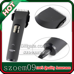 Wholesale 5W Professional Men s Clipper Trimmer Classic Cordless Rechargeable Hair Cutting Kit