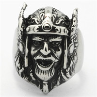 Wholesale Hot Mens Vikings Ring L Stainless Steel Top Quality Ring