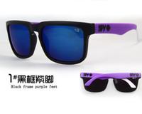 PC Sports Cat Eye Wholesale - New 21# Design COLORS SPY OPTIC + KEN BLOCK HELM Cycling Sports Sunglasses Outdoor Sunglasses