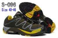 Wholesale 2014 Zapatillas Salomon XT Hawk men Running Shoes Men s Walking Outdoor Sport sneaker with tag Size