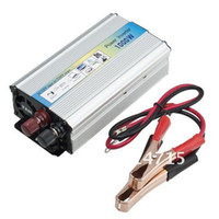 USB DC 12V AC 220V±10% Hot Sale 220V 1000W Modified Sine Wave USB Mobile Car Power Inverter DC to AC Free shipping