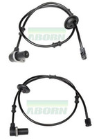 Abs System Parts   100%Brand factory cheap Wholesale New Rear ABS Wheel Speed Sensor for MERCEDES-BENZ W210 S210 Right & Left 210 540 06 17 2 PCS