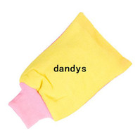 Wholesale 3pcs New Moisturizing Spa Skin Care Cloth Bath Towel Glove Cloth Scrubber Face Body Hot Sale WKRY dandys