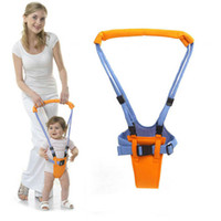 Wholesale Moon baby Walkers Infant Toddler safety Baby Harnesses Baby Walking Wings Learning Walk Assistant dandys
