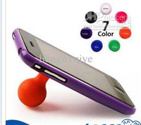 Wholesale Universal mobile phone portable Apple i iPhone4 S Camera suction cup bracket