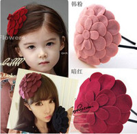 Hair Sticks Blending Floral 2014 Hair Sticks children accessories BABY girls hair ornaments babys Plum flower Headband Childrens women Hair Accessories 12CM 1109556911