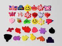 Cheap 5000pcs Rainbow Loom loom beads mixed style colorful silicone band DIY loom charms Children's Bracelets PACK gifts in Stock M103