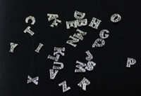 Charms Traditional Charm Animals 5pcs Each Letter 130pcs Lot Alphabet Letter Floating Charm For Living Glass Locket Origami Owl Charm Jewelry