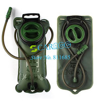 Wholesale 2L Bicycle Mouth Water Bladder Bag Camping Hiking Hydration Climbing New