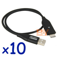 Wholesale 10pcs New High Quality SUC C3 USB Data Charger Cable for Samsung L210 M100 NV33 SL102 TL205 WB500