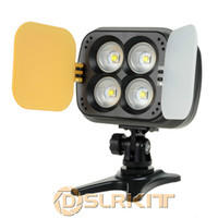 Wholesale DSLRKIT LM LED Video Lamp Light WALLI Plus