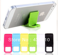Wholesale Beach chair mobile phone holder for i4 s for s4 s43 n7100 for phone stand general multicolour plastic small