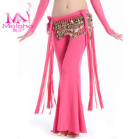 Cheap Mesa new belly dance costumes belly dance pants pants with side side with tribal cloth pants
