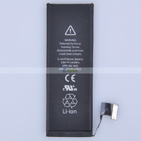 Wholesale 100 Original Replacement Built in Li ion G Battery for iPhone G iPhone G Battery Batterie Batterij Bateria
