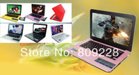 Wholesale Top selling inch windows laptop G G GHz Intel D2500 dual core Built in DVD Burner notebook PC