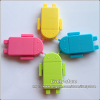 100pcs Android Robot Design 5600mAh Universal Power Bank Por...