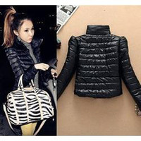 Jackets Women Polyester 2013 New Fashion Polyester Winter and Autumn Womens Ladies Warm Coat Cheap Shrug