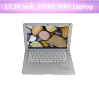 Wholesale inch Slim Mini Dual Core Laptop Android VIA Webcam Notebook HDMI Google