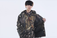 Wholesale Hot Sell Unisex Jacket Autumn Windproof Camouflage Clothing Outdoor Hiking Jacket