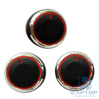 air condition panel - 3PCS SET A C AIR CONDITION PANEL CONTROL KNOB SWITCH FOR Peugeot Citroen C2 Car