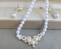 Cheap Jewelry Sets Bridal Jewelry Best Pearl Pearl Bridal Accessories