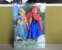2014 hot sell 2pcs lot frozen girls. frozen anna frozen elsa ...