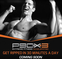 Wholesale 10pcs P90X3 Tony Horton Fitness Nutrition Guide Calendar With Resistance Band or Disc US Version DVD Boxset New