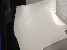 Wholesale Water transfer printing film Blank for inkjet printer hydrographic printing film A4 size sample sheets bag