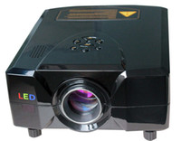Wholesale led hd projector proyector beamer for ktv game movie party lumens hours low noise