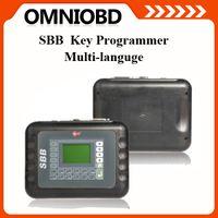 Car Diagnostic Cables and Connectors SBB key - DHL Newest Silca SBB v33 Newest Auto key Programmer SBB silica V33 key programmer SBB Key Pro Locksmith