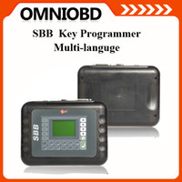 Wholesale Newest Silca SBB v33 Newest Auto key Programmer SBB silica V33 key programmer SBB Key Pro Locksmith