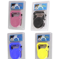 Wholesale Extending Safe Cord Lead Leashes collars Outdoor Harness Meters Flexible Retractable Dog Pet Puppy Automatic