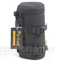 Wholesale Fly Leaf Lens Case Pouch Bag For DSLR Nikon Canon Sony lenses