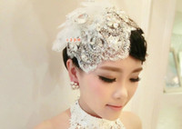 wedding headwear   Hot Sale elegant Wedding Bridal Jewelry crystal rhinestone Tiara headpiece hair comb headwear hairwear floral headdress hair accessories