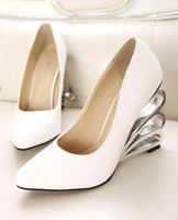 Wholesale woman s new spring baotou sandals bottom pointed shoes designs stiletto heel xz068