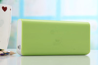 Wholesale mAh Power Bank With Output V A With2 Dual USB Ports For Samsung Galaxy Universal High Quality